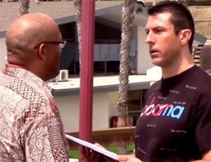 Mark Dice circulates bogus petition calling for support for the President to launch a nuclear strike against Russia