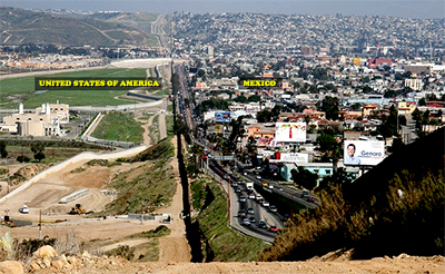 U.S. Border with Mexico