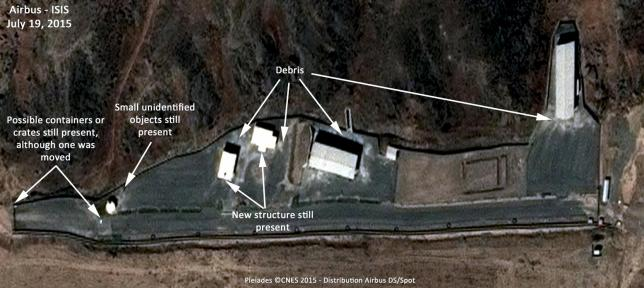 Parchin, possible Iranian Nuke Site